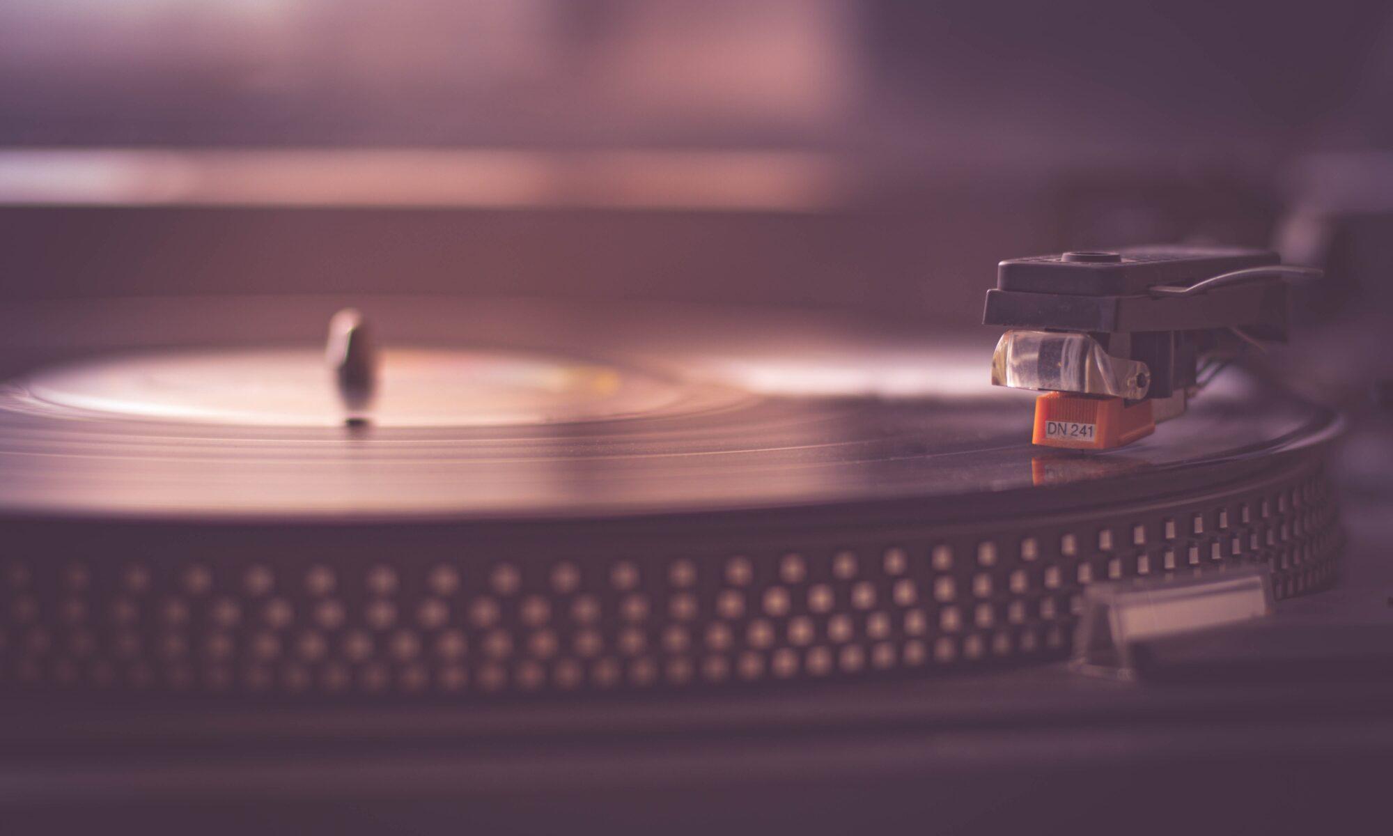 Vinyl-Garage